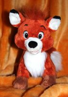 Tod the Fox by KamishaTheCollector