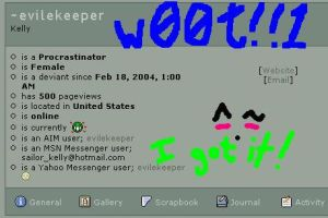 500 Pageviews by evilekeeper