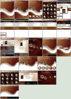 BB Theme - Mocha by hourglassthorne