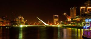 Buenos Aires by night by charlomer