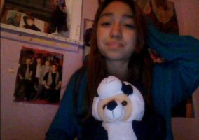 That panda though(: by iLoveBaconCx