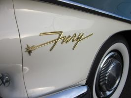 Plymouth Fury I by tundra-timmy