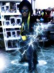 Static Shock by CosplayTokenBlack