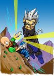 Showdown- Budokai by negathus