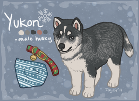 Yukon by AspenPuppy