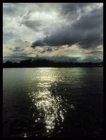 iPhoneography  Saginaw Bay by Gerald-Bostock