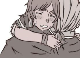 .:AC3:. Daddy don't Leave by DesDes-Chan