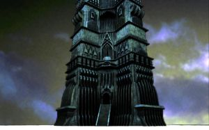 The Tower of Orthanc by RevoRobotica-Liam