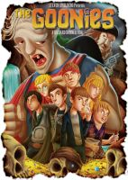 The Goonies fanart by raulex