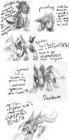Spore Critters n Such by steppingskyward