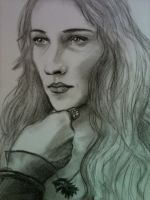 Older Sansa (And Willas' hand) by Hannahzzz99