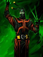 Ermac by TheRisingSoul