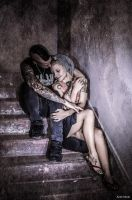 Grunge Love 1 by AnneMarks