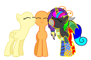 Open Collab: Hypnotica and the Magic of Friendship by SilverRomance