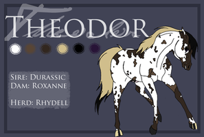 Theodor Ref by Dakaree