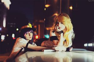 Panty and stocking by Vavalika