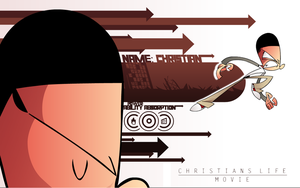 Character Card: Christian by MikeSouthmoor