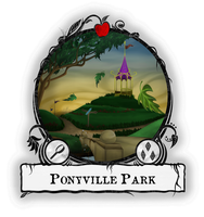 Ponyville Park - Gameboard by Konsumo