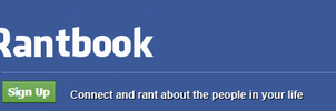 Facebook-is-rantbook by Wormchow