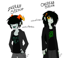 Oh No Homestuck by Gear-kind