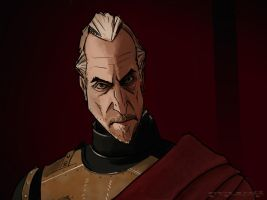 Tywin Lannister by mirrors519