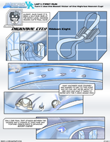 F-Zero VR Chapter 1 Page 1 by Xero-J