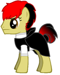 Klayton pony by RylesAssassin