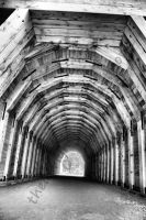 Tunnel by TheDevlyn