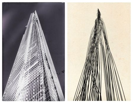 The Shard, Concept by deepgrounduk