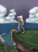 kida chillin by ab-lynx