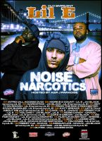 Noise Narcotics by kirkmcgirt