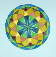 6 pointed circle by innerpeace1979