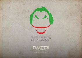Injustice Gods Among Us by ColourOnly85