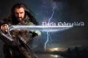 Thorin Oakenshield King Under the Mountain by drkay85