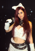 Kitty Cat Katarina Rework (League Of Legends) by Hieichy