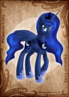 MLPC - Princess Luna by SkyHeavens