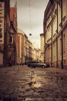 Cracow by BlueColoursOfNature