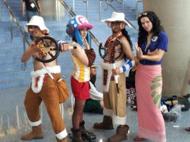 One Piece group by OPlover