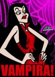 Cartoon Villains - 063 - Vampira! by CreedStonegate