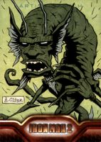 It's Fin Fang Foom by soliton