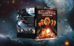 Battlestar Galactica 1 dvd by nuke-vizard