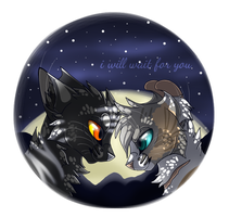 Moonlit Night by rainwolfeh