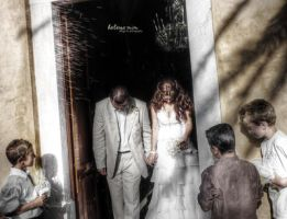 The Wedding Couple by HelenaMim