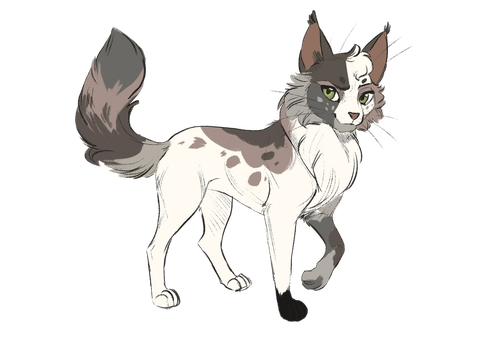 Commission | Petal by OwlCoat