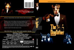 DVD-SleeveArt-The Dogfather Parody (The Godfather) by LoLo-1201
