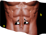 Abs With Eyes by GreenGreer