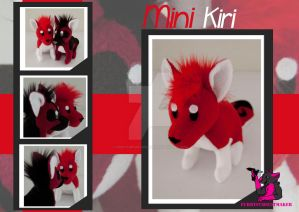 MINI Kiri by FurryFursuitMaker
