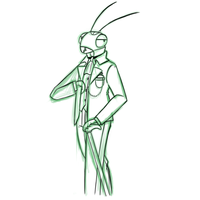 Dapper bug by SharkMate
