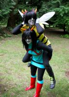 Flight of the Bumblebee by kkcosplay