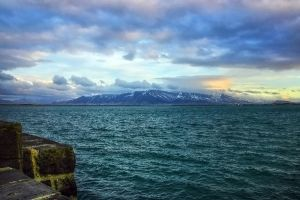 Iceland - Reykjavik- Capital by PatiMakowska